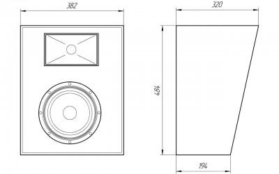 Cinema Surround System C-SUR10