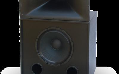 Two-way Cinema Loudspeaker Sysem - CP-F1