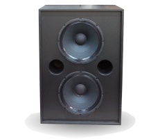 Двухполосная заэкранная аудиосистема - C-F1